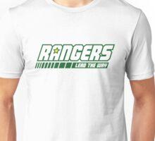 Rangers - Lead the way Unisex T-Shirt