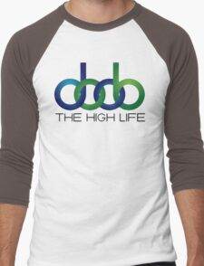 Doob Ringed Men's Baseball ¾ T-Shirt