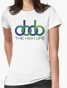 Doob Ringed Womens Fitted T-Shirt