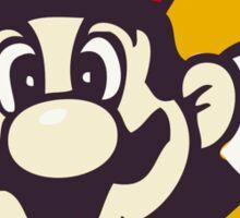 Mario Peace Sticker