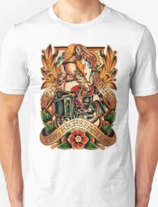 God Save the Kickstarter T-Shirt