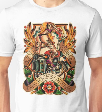 God Save the Kickstarter Unisex T-Shirt