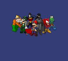 The Justice League of Nintendo Unisex T-Shirt