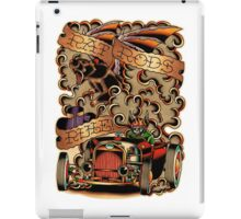 Rat Rods Rule iPad Case/Skin