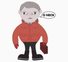 Lester Nygaard - O Heck Kids Clothes