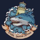 Tiger Shark Lighthouse by SpiceTree