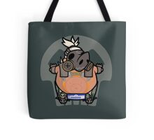 Apocalyptic Pig Tote Bag
