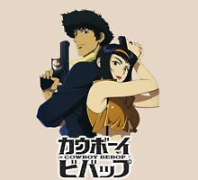 spike and faye valentine from cowboy bebop Unisex T-Shirt