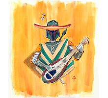 Boba Bandito! Photographic Print