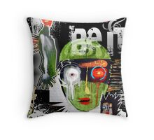 poster 24 Throw Pillow