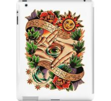As Above So Below I iPad Case/Skin