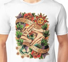 As Above So Below I Unisex T-Shirt