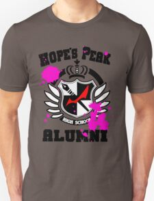 Hope's Peak Alumni Unisex T-Shirt