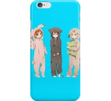 lavi, allen, and kanda from d. gray man iPhone Case/Skin