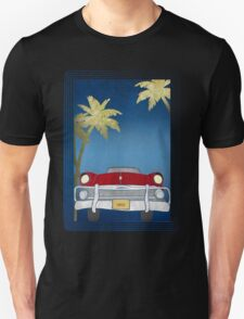 Classic Car Unisex T-Shirt