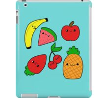 Chibi Fruits iPad Case/Skin