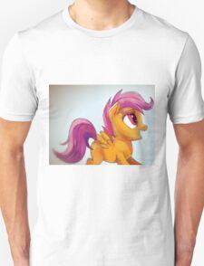 Scootaloo yay Unisex T-Shirt