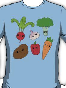Chibi Veggies T-Shirt