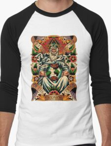 GOD II Men's Baseball ¾ T-Shirt