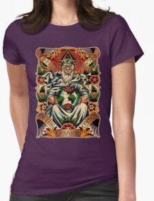 GOD II Womens Fitted T-Shirt