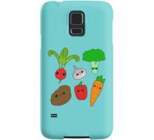 Chibi Veggies Samsung Galaxy Case/Skin