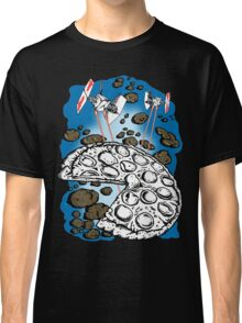 Sci Fi and Pizza Classic T-Shirt