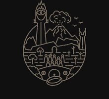 The LOTR (BLK) Unisex T-Shirt