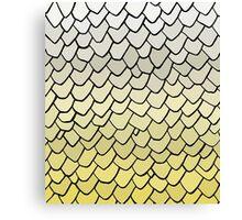 Viserion Scales Canvas Print