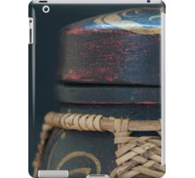 Japanese Rice Container iPad Case/Skin