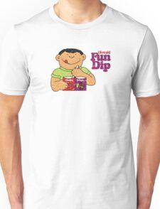 Lik-m-aid Fun Dip Unisex T-Shirt