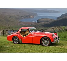 1961 Triumph TR3 Roadster Photographic Print