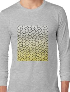Viserion Scales Long Sleeve T-Shirt