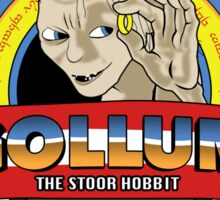 Gollum the Stoor Hobbit Sticker