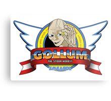 Gollum the Stoor Hobbit Metal Print