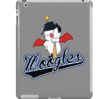 FF Baseball - Midgar Moogles iPad Case/Skin
