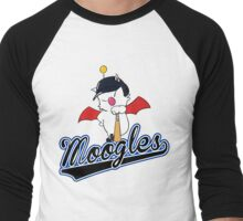 FF Baseball - Midgar Moogles Men's Baseball ¾ T-Shirt