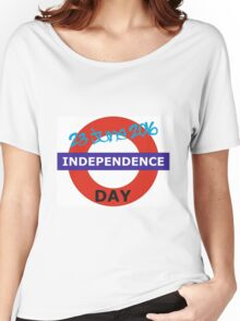 Independence Day Women's Relaxed Fit T-Shirt