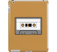 Cassette Tape - Vintage Retro Audio iPad Case/Skin