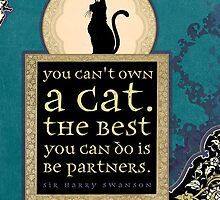 You Can't Own a Cat by AngiandSilas