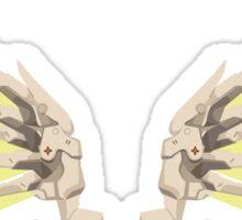 Winged Angel Sticker