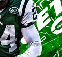 Revis NY Jets Sticker