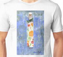 Flowers in a Bottle Unisex T-Shirt