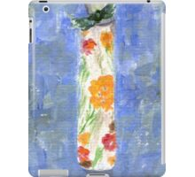 Flowers in a Bottle iPad Case/Skin