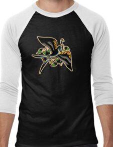 Swallow SC Men's Baseball ¾ T-Shirt