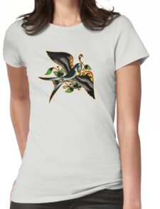 Swallow SC Womens Fitted T-Shirt