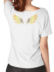 Winged Angel Women's Relaxed Fit T-Shirt
