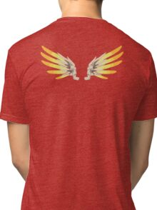 Winged Angel Tri-blend T-Shirt