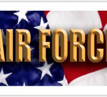 USAF Vet Sticker