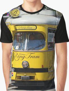 Ring Tram Vienna Austria Graphic T-Shirt