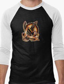 Spitshading 062 Men's Baseball ¾ T-Shirt